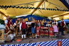 Der Musikverein aus Gessertshausen...
