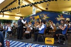 Der Musikverein aus Michelbach