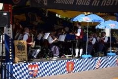 Das Stammorchester aus Kahl